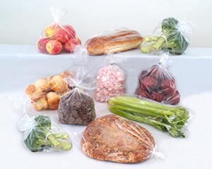 Low Density Poly Food Bags