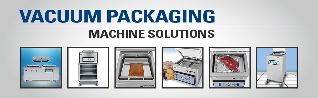 Vacuum Packaging Machines from Bunzl Processor Division