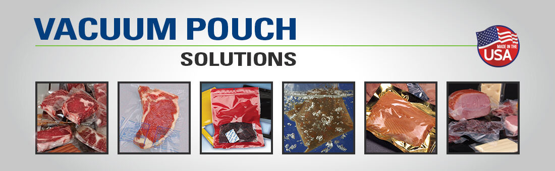 Vacuum Pouches from Bunzl Processor Division