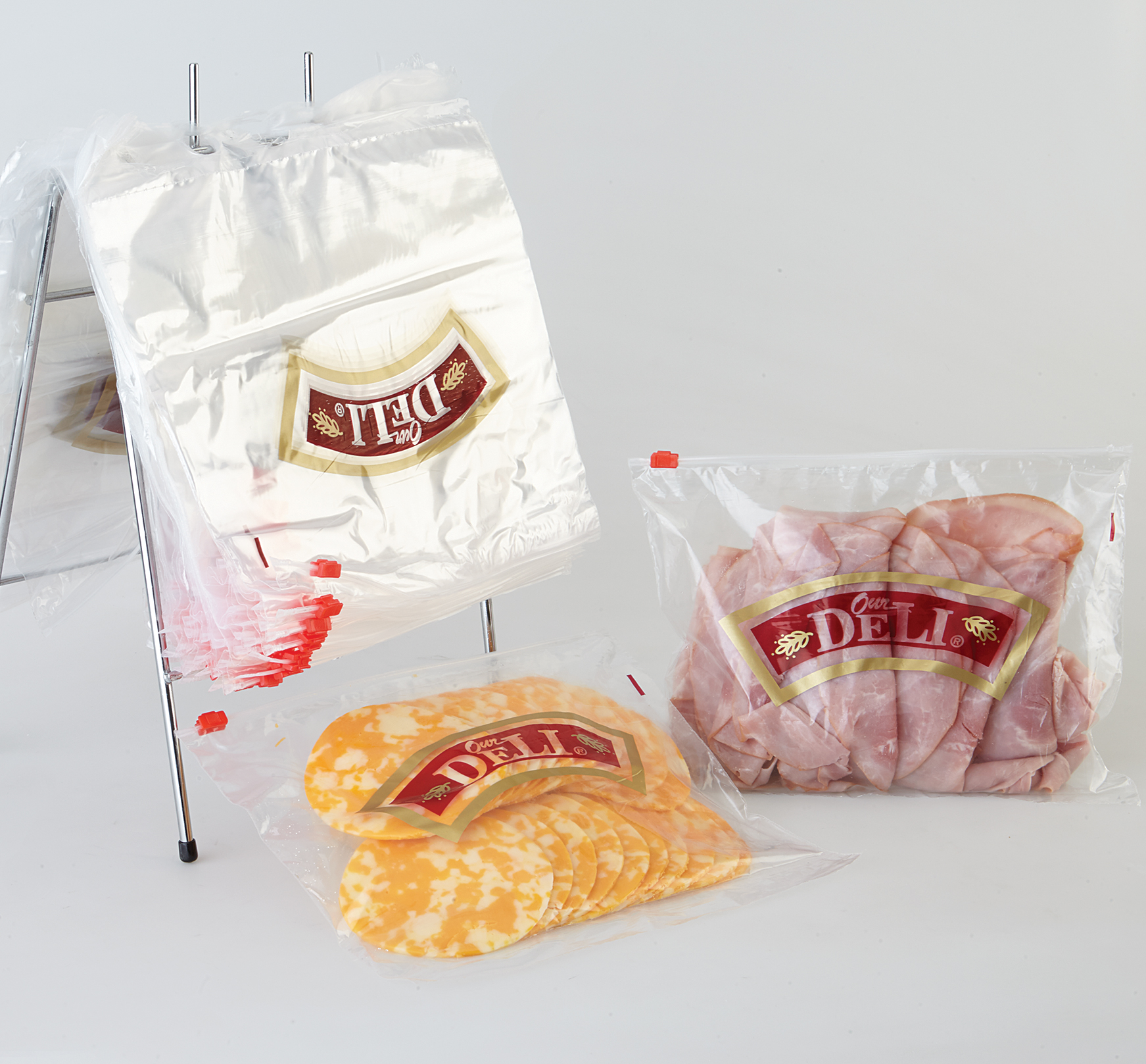 Deli Slidelock Food Bags