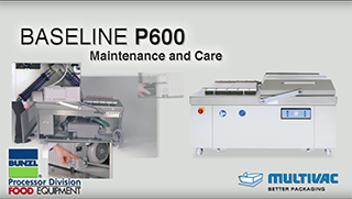P600 Maintenance and Care