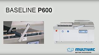 Multivac P600 Machine Overview